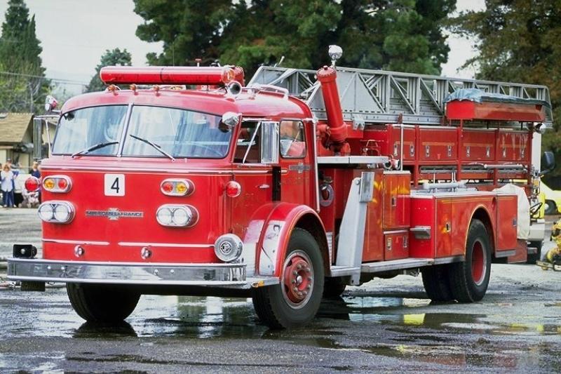 Пожарная охрана обои на рабочий стол 2